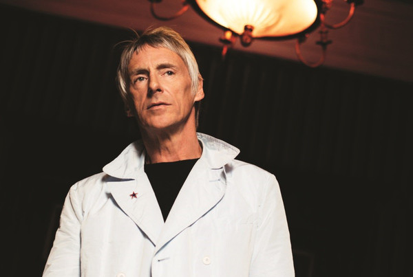 So muss eine Rockband klingen - Furioser Liveperformer: Paul Weller live im Docks in Hamburg