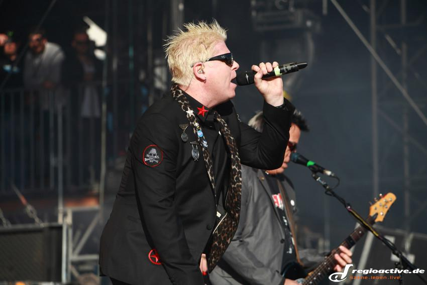 The Offspring (live bei Rock am Ring 2014 Do)