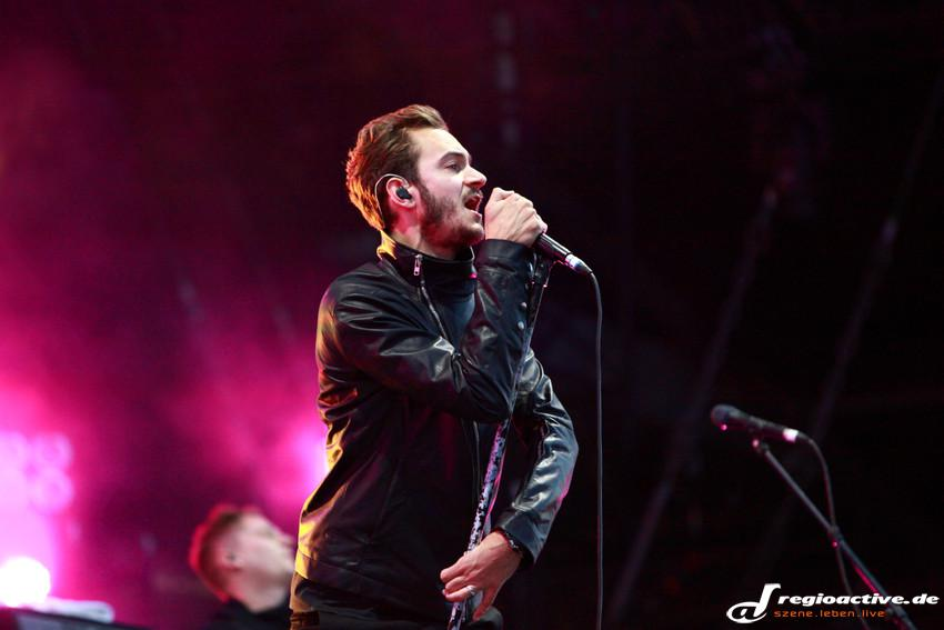 Editors (live bei Rock am Ring, 2014)