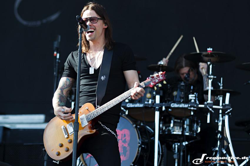 Alter Bridge (live bei Rock im Park, 2014)