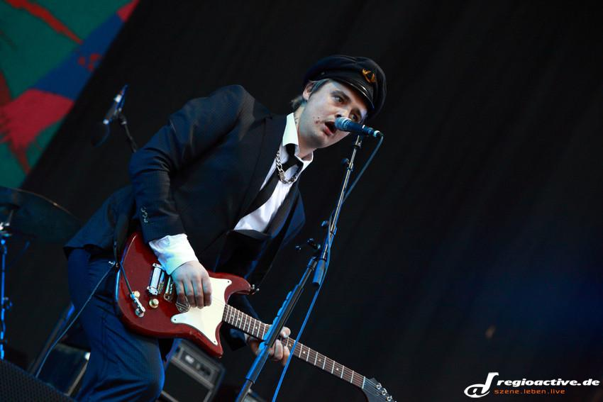 Babyshambles (live bei Rock am Ring, 2014)
