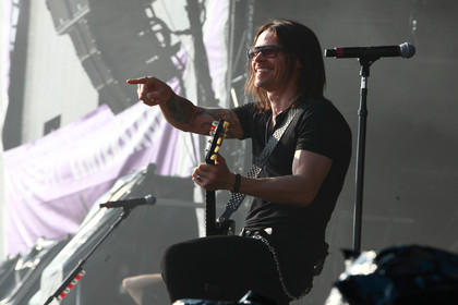 Nu-Rock - Fotos: Alter Bridge live bei Rock am Ring 2014