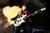 Fotos: Avenged Sevenfold live bei Rock am Ring 2014