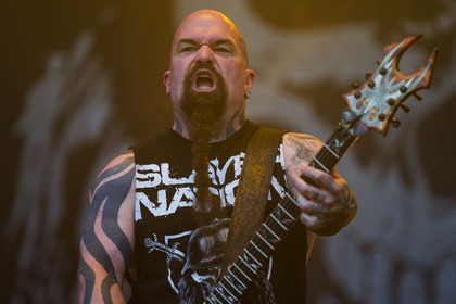 Rock & Metal - Fotos: Slayer, Heaven Shall Burn und Fall Out Boy live bei Rock im Park in Nürnberg 2014