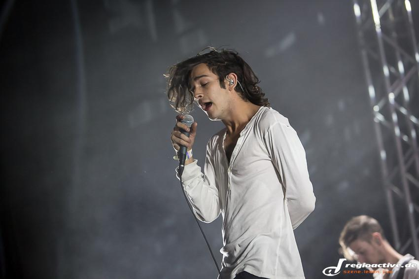 The 1975 (live beim Southside Festival 2014)