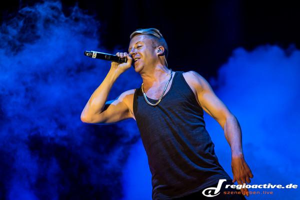 Partytime - Fotos: Macklemore & Ryan Lewis live beim Southside Festival 2014
