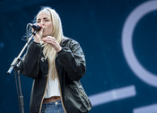 Fotos: London Grammar live beim Southside Festival 2014