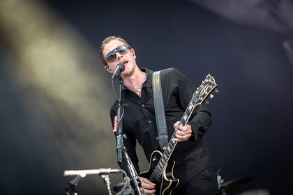 Stylisch - Fotos: Interpol live beim Southside Festival 2014
